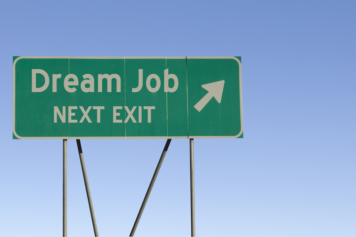 The Top 5 Tips to Find Your Dream Job