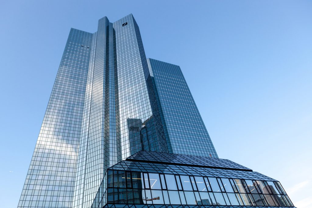 Deutsche Bank Increases COVID-19 Impact Provisions