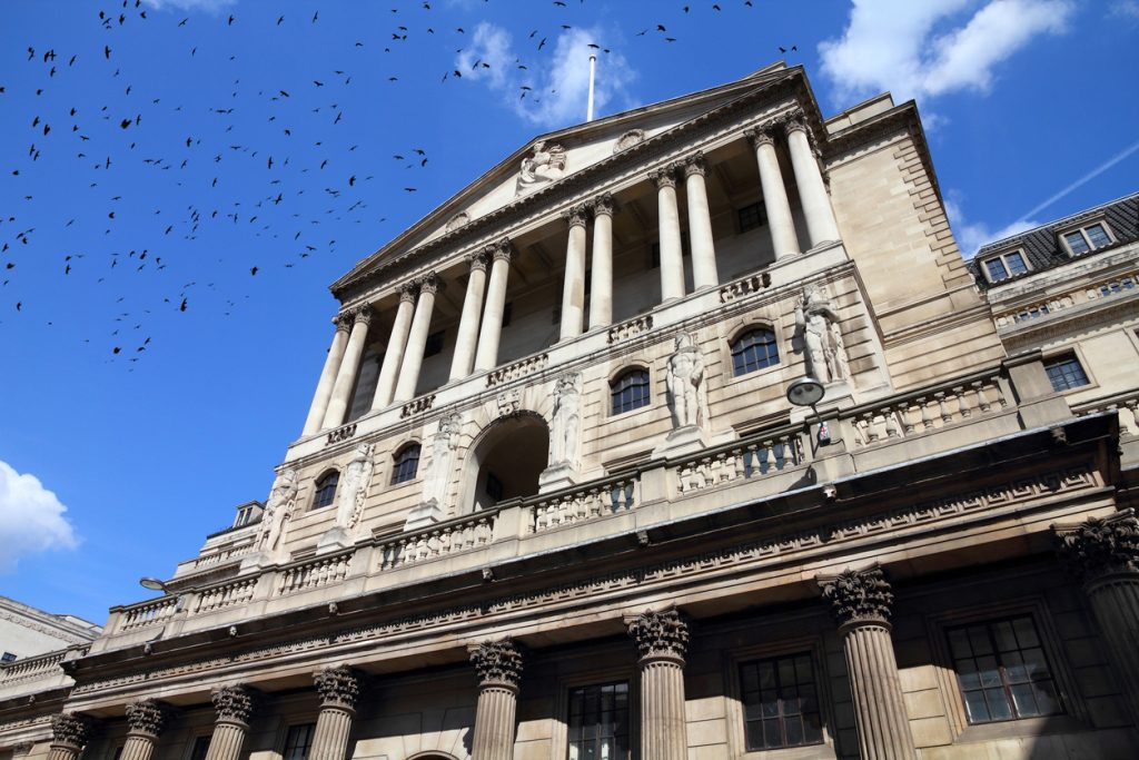 V-Shaped Recovery Coming, Says BoE Chief Economist