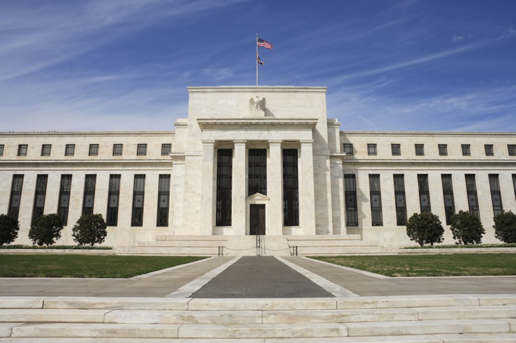 US Fed's Policy Statement Drives Down Stocks