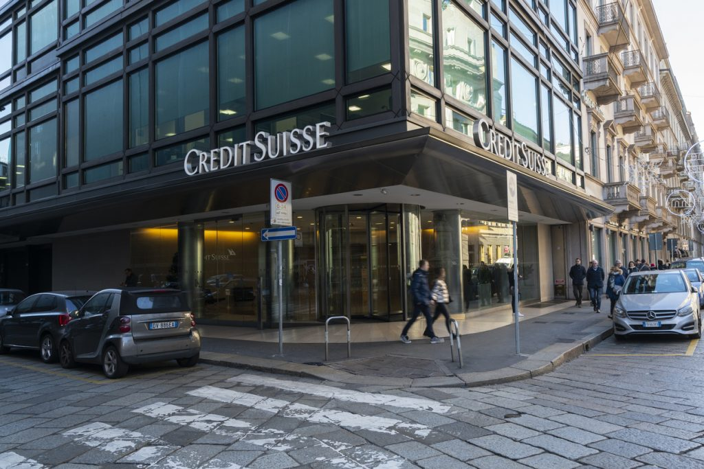 Credit Suisse Axes Management on $4.7 Billion Archegos Loss