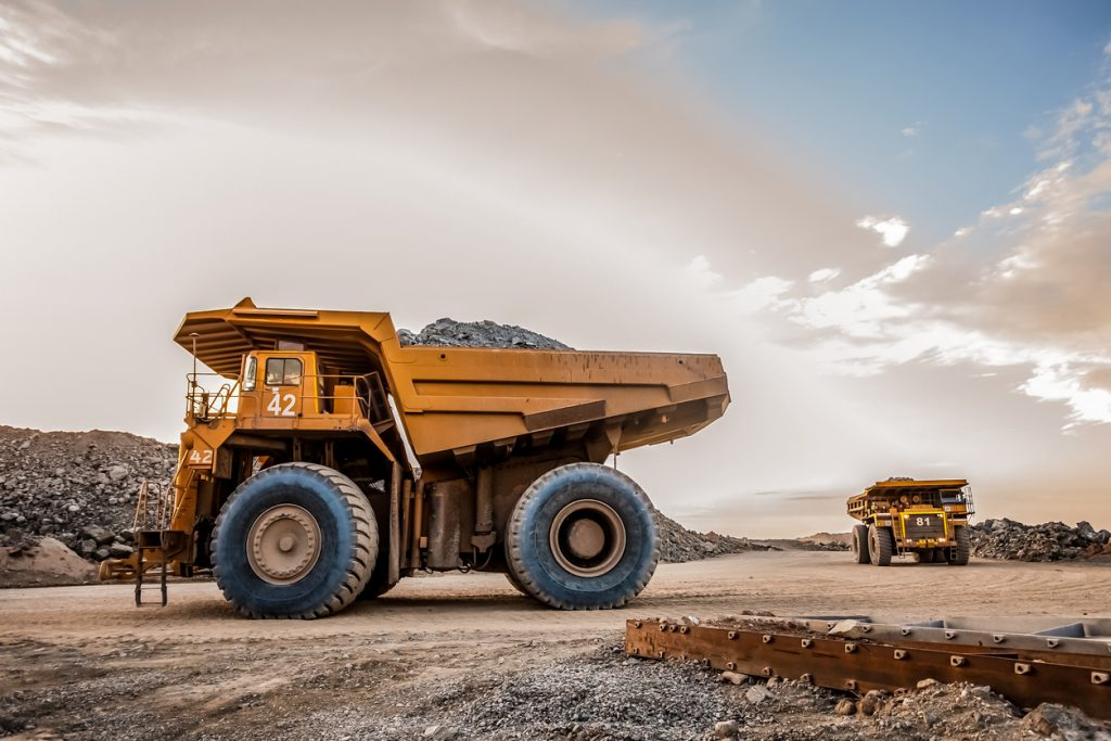Mining Stocks Fall As China Restrains Metal Prices