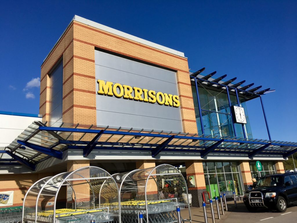 Morrisons' Shares Jump As It Rejects £5.5 Billion Offer