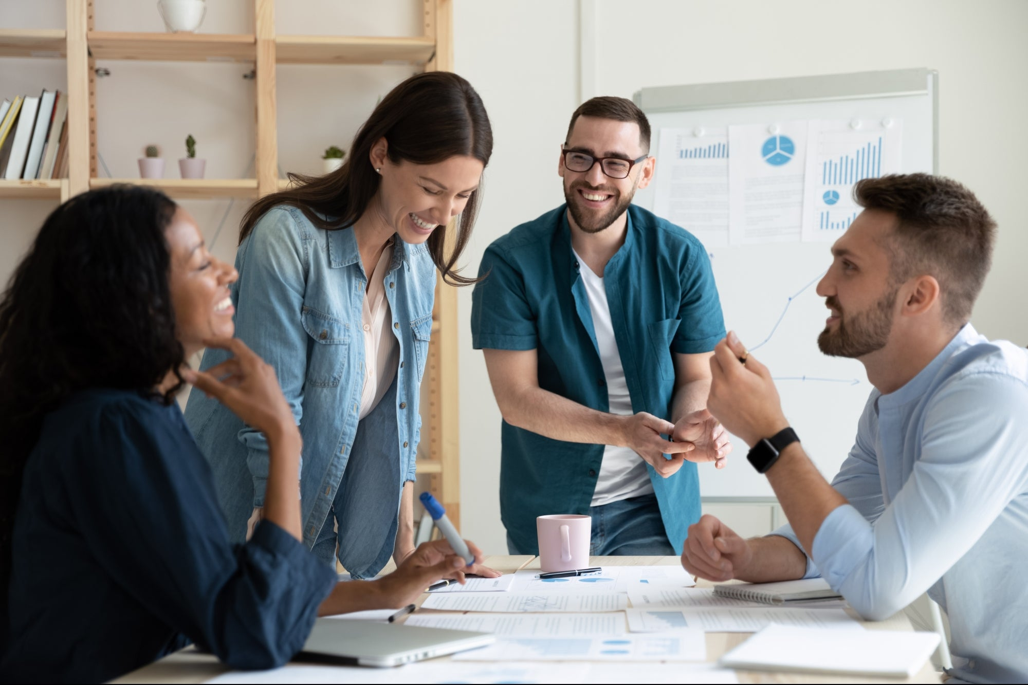 How I Transitioned From a Solo Entrepreneur to a Team Leader