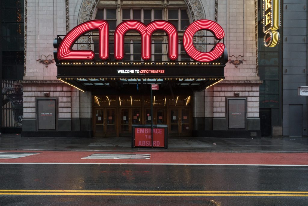 AMC Will Start Accepting Bitcoin For Movie Tickets