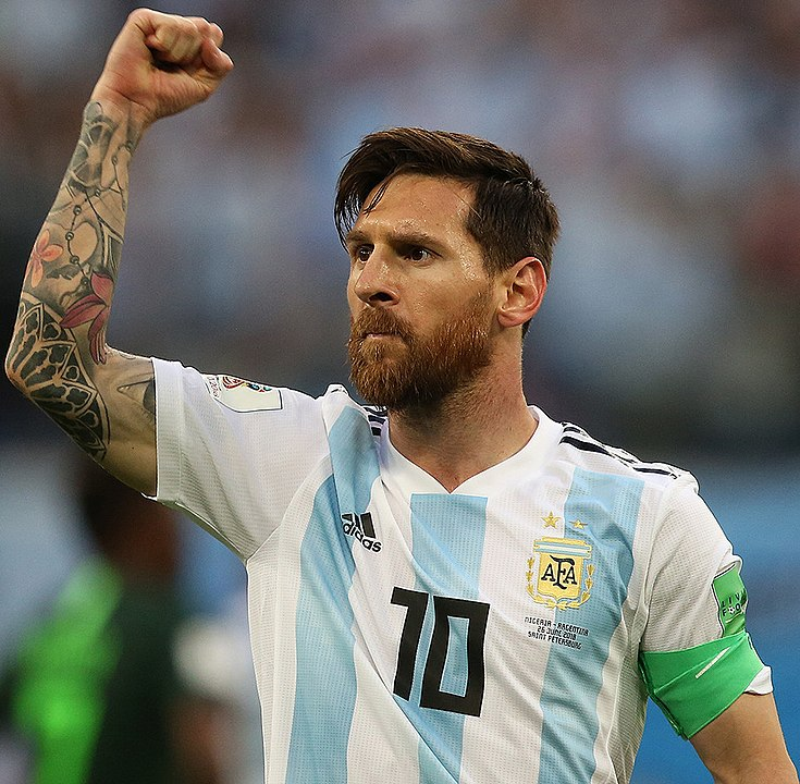 Footballer Lionel Messi To Be Partly Paid In Crypto By PSG