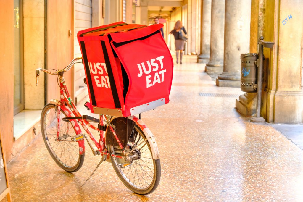 Just Eat Shares Rise As Company Delivers 135 Million Orders