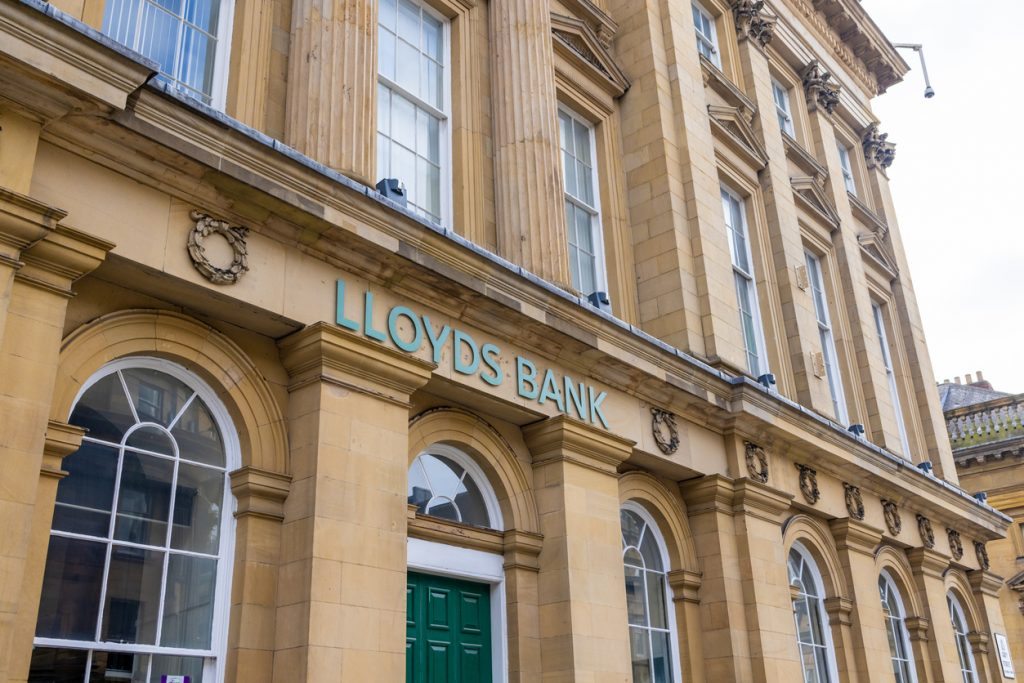 Lloyds Bank Aims To Become One Of UK's Largest Landlords