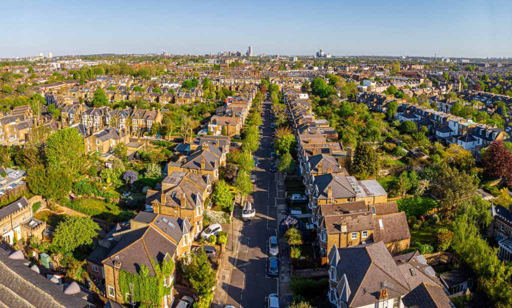 UK Housing Market Suffers From Shortage